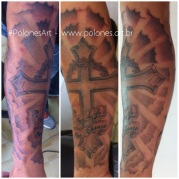 cruz-antebraco-cross-tattoo